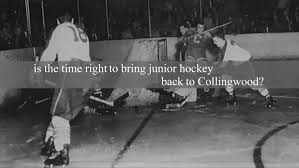 is it the right time for junior hockey