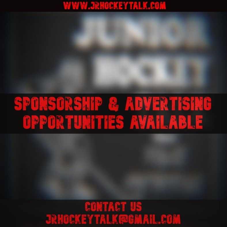 jr hockey talk sponsorship ad